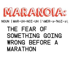 maranoia